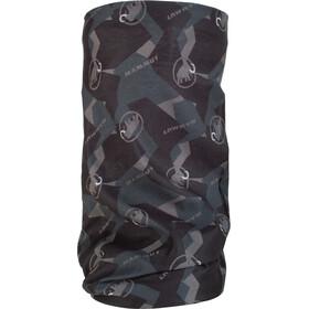 Mammut Neck Gaiter Buff grå/svart